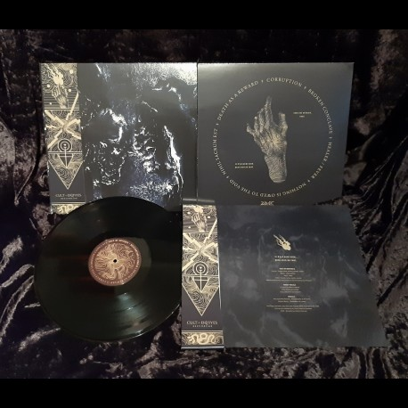 Cult of Erinyes - Aestivation, LP (black)