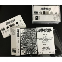 Hail Conjurer - Erotic Hell, Tape