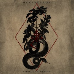 Haxandraok - KI SI KIL UD DA KAR RA, Digi CD