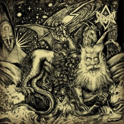 Caronte - Wolves of Thelema, LP