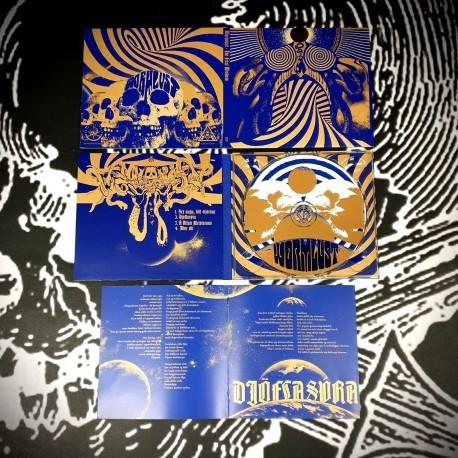 Wormlust - The Feral Wisdom, Digi CD