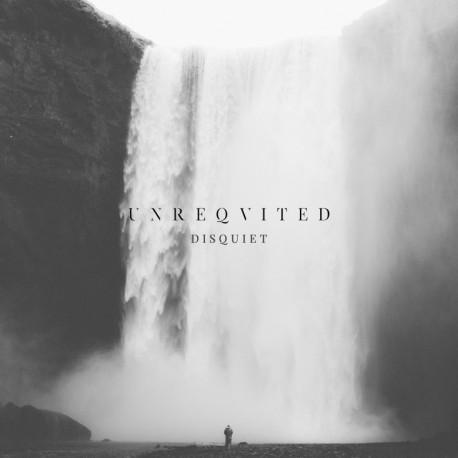 Unreqvited - Disquiet, Digi CD