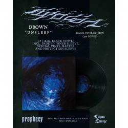 Drown - Unsleep, LP