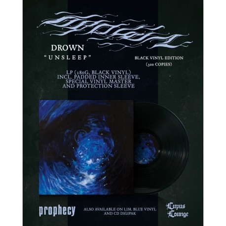 Drown - Unsleep, LP