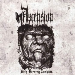 Ascension - With Burning Tongues, Digi CD