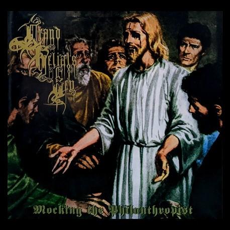 Grand Belial's Key - Mocking the Philanthropist, CD