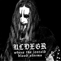 Ulvegr - Where The Icecold Blood Storms, LP