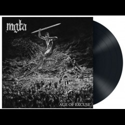 Mgla - Age of Excuse, LP