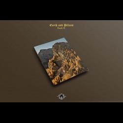 Earth and Pillars - Earth II, A5 Digi CD