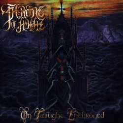 Throne of Ahaz - On Twilight Enthroned, LP