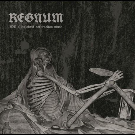 Regnum - Weil Alles Einst Zerbrechen Muss, LP