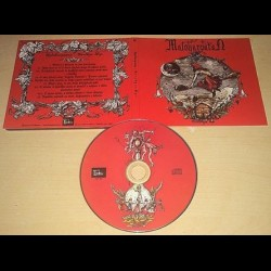 Malokarpatan - Stridžie dni, Digi CD