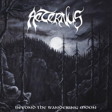 Aeternus - Beyond the Wandering Moon, DLP (black)