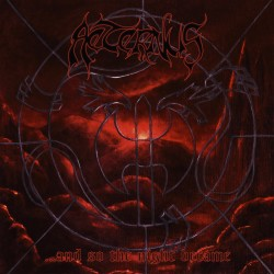 Aeternus - ...And so the Night Became, DLP (red)