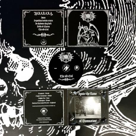 Baxaxaxa - The old Evil, Digi MCD