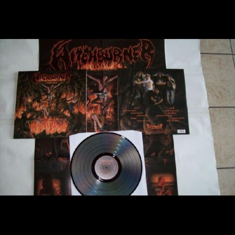 Witchburner - Demons, LP