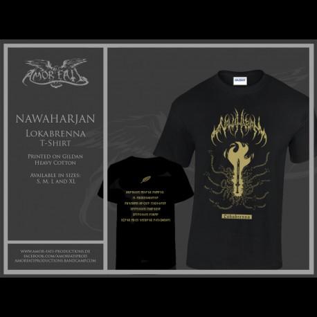 Nawaharjan - Lokabrenna, Shirt