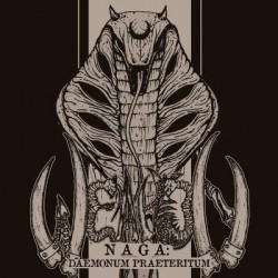 Weapon - Naga: Daemonum Praeteritum, CD
