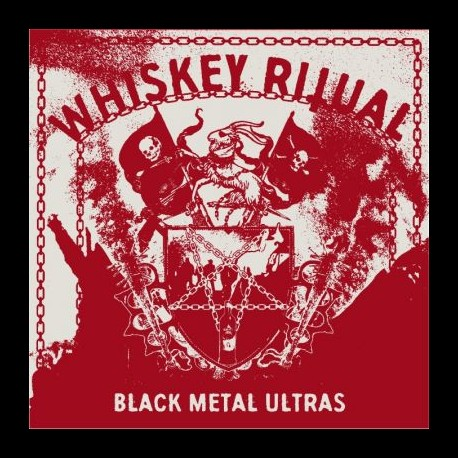 Whiskey Ritual -  Black Metal Ultras, Digi CD
