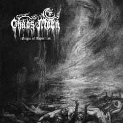 Chaos Moon - Origin Of Apparition, LP