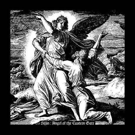 Sijjin - Angel of the Eastern Gate, CD
