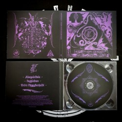 Andavald - Undir skyggðarhaldi, Digi CD