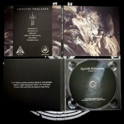 Serpent Column - Ornuthi Thalassa, Digi CD