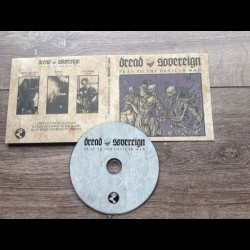 Dread Sovereign - Pray To The Devil In Man, Digi CD