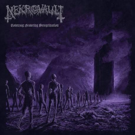 Nekrovault - Totenzug: Festering Peregrination, LP (purple)