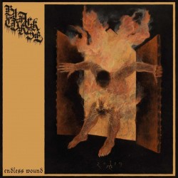 Black Curse - Endless Wound, Digi CD