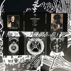 Amnutseba - Emanatism, Digi CD