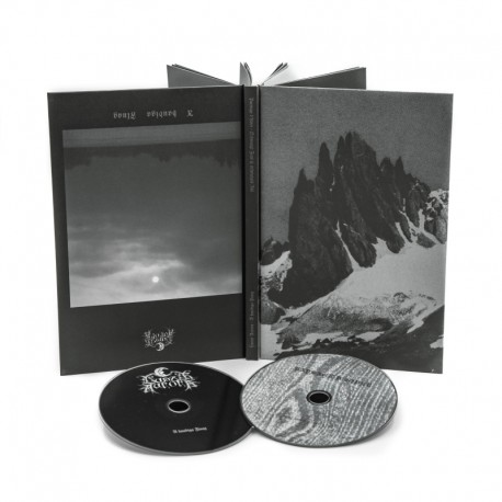 Paysage d'Hiver / Lunar Aurora - Schwarzä Feus & Schwarzäs Isä / A Haudiga Fluag, 2-Digibook CD