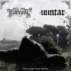 Evilfeast / Uuntar - Odes to lands of past traditions, CD