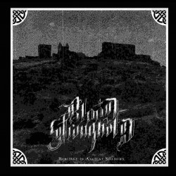 Blood Stronghold - Heritage in Ancient Shadows, CD