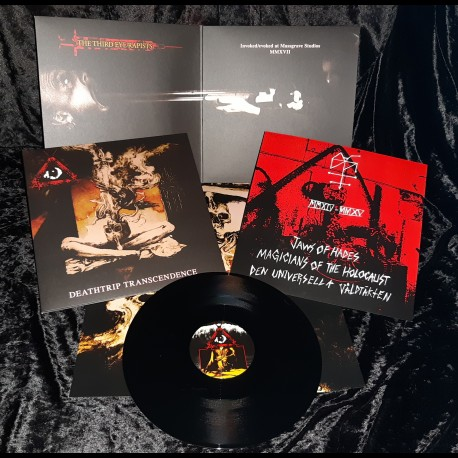 The Third Eye Rapists - Deathtrip Transcendence + Magicians of the Holocaust, LP (black)