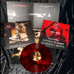 The Third Eye Rapists - Deathtrip Transcendence + Magicians of the Holocaust, LP (coloured)