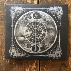 Almyrkvi / The Ruins Of Beverast - Split, Digi CD