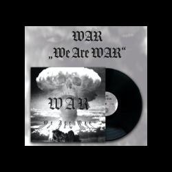 War - We Are War!, LP