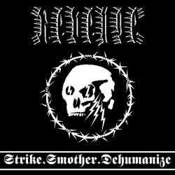 Revenge - Strike.Smother.Dehumanize, LP (black)