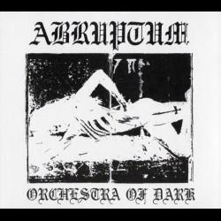 Abruptum - Orchestra Of Dark, DigiCD