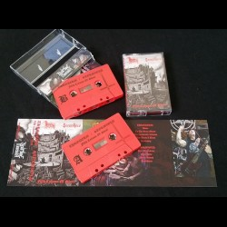 Throneum / Stormvold - Fifth Column Of Sheol, Tape