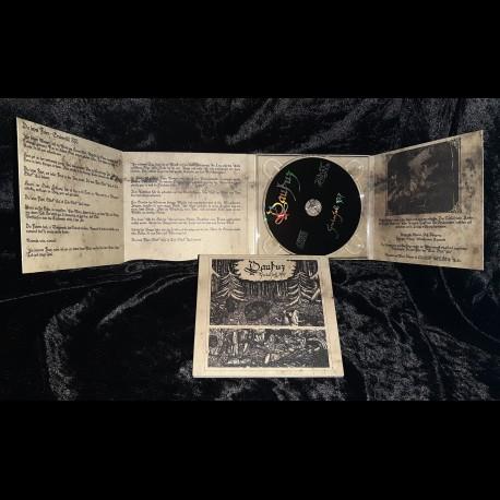 Dauþuz - Grubenfall 1727, Digi CD
