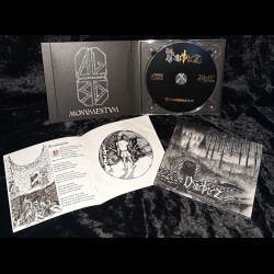 Dauþuz - MONVMENTVM, Digi CD
