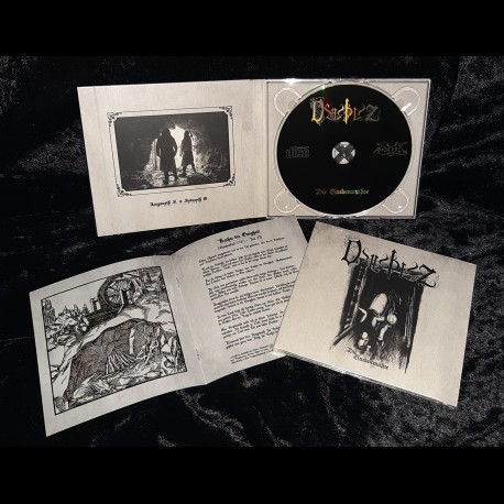 Dauþuz - Die Grubenmähre, Digi CD