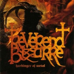 Reverend Bizarre - Harbinger of Metal, CD