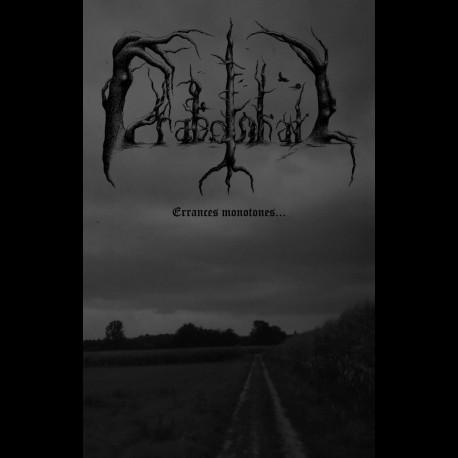 Drakonhail - Errances monotones..., Tape