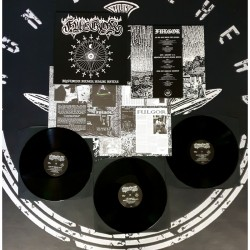 Fulgor - Mystical Black Magic Metal 1992-1994, 3-LP