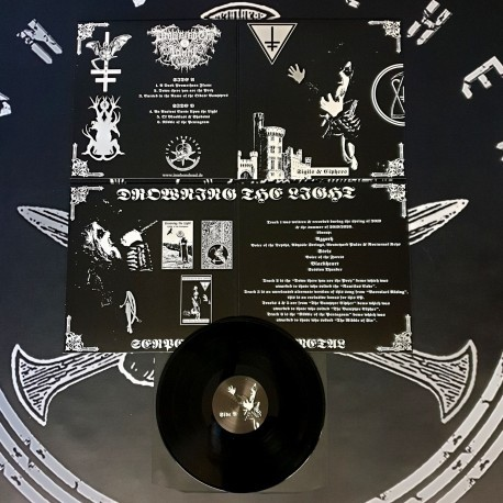 Drowning The Light - Sigils & Ciphers, LP