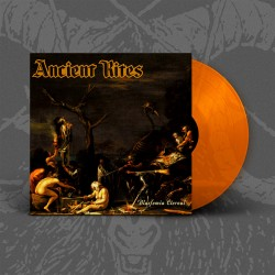 Ancient Rites - Blasfemia Eternal, LP (orange)