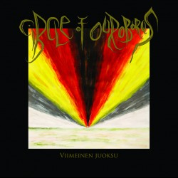 Circle of Ouroborus - Viimeinen Juoksu, LP (gold)